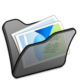 folder, mypictures icon