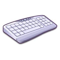 keyboard icon