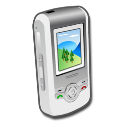 myphone, picture icon