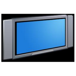 monitor, screen, tv icon
