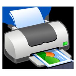 picture, printer icon