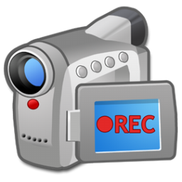camera, handheld camera, record, video icon