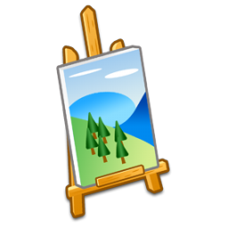 easel icon