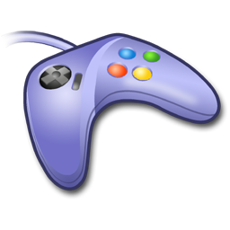 computer game, controller, game icon