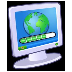 download, internet icon