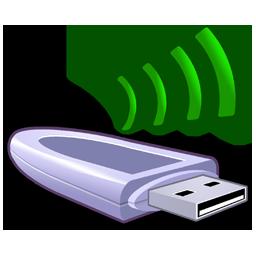 usb, wifi icon