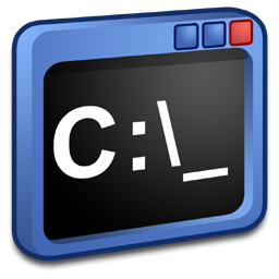 command, windows icon