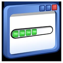 download, download progress, loading, progress, saving, windows icon