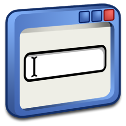 run, windows icon