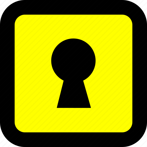 key, lock, login, password, register, sign in, sign up icon