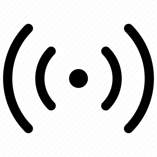 internet, network, service, signal icon
