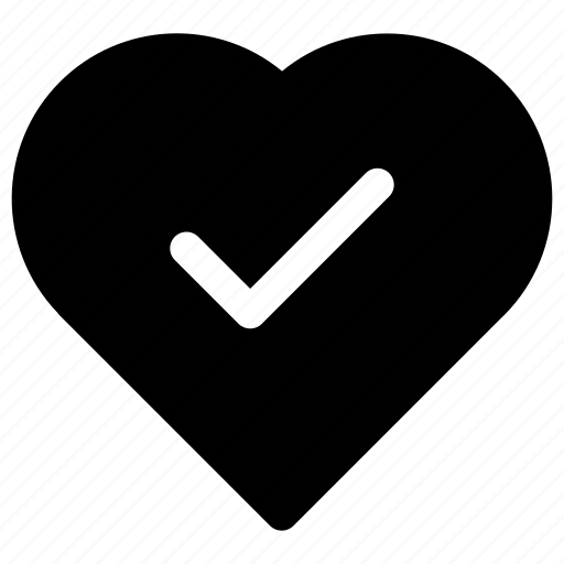 heart, like, normal, save icon