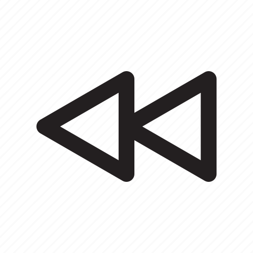back, backward, chapter, previous icon