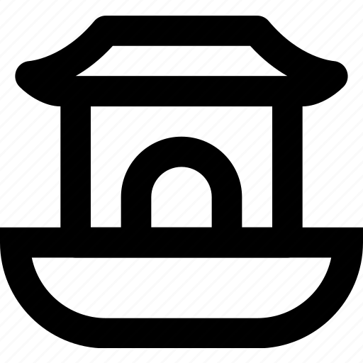 Ark, church, pray, religion icon - Download on Iconfinder