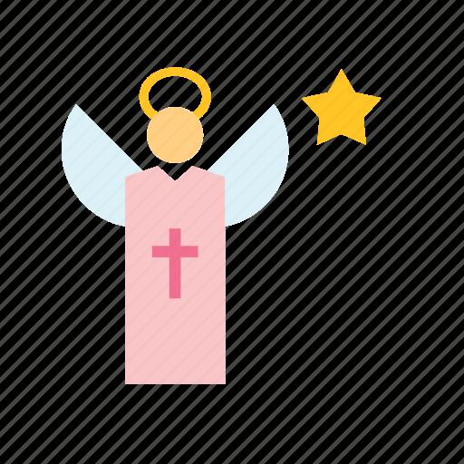 angel, christian, christianity, religion, religious, spiritual icon