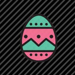 decorated, easter, egg, religion, religious icon