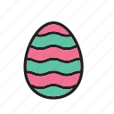 easter, decorated, egg, religious, religion icon