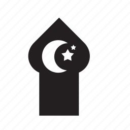 arab, arabic, muslim, religion, window icon