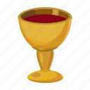 achievement, cartoon, celebration, cup, goblet, grail, holy icon