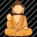buddha, buddhism, buddhist, monument, sculpture, statue icon