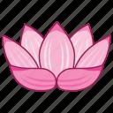 buddhism, hinduism, india, jainism, lotus, padma, sacred icon