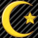 arab, crescent, islam, moon, muslim, turkey, turkish