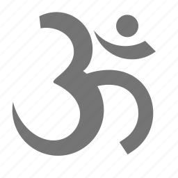 hinduism, om, religion, spirituality icon