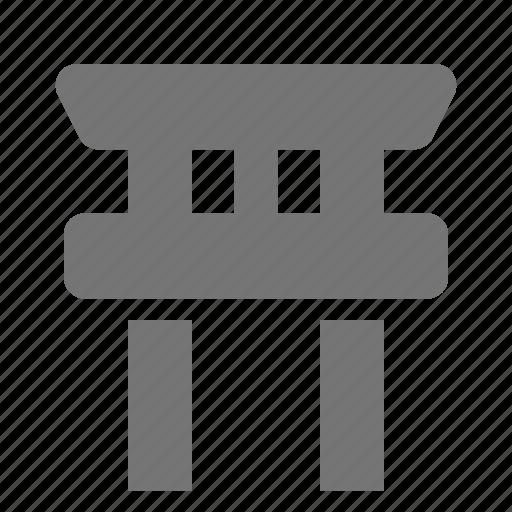japanese, religion, shinto, spirituality, temple icon