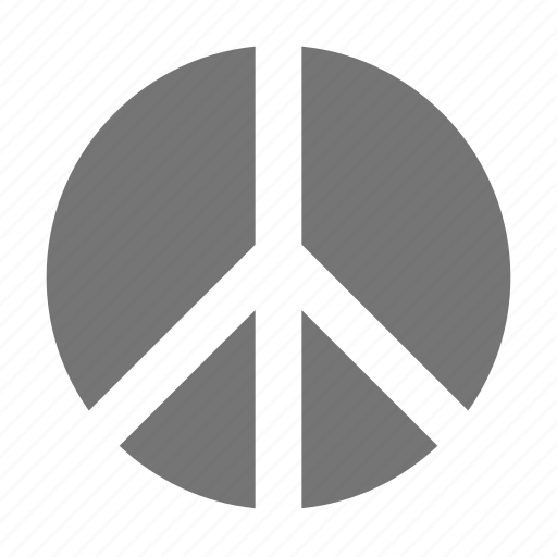 peace, spirituality icon