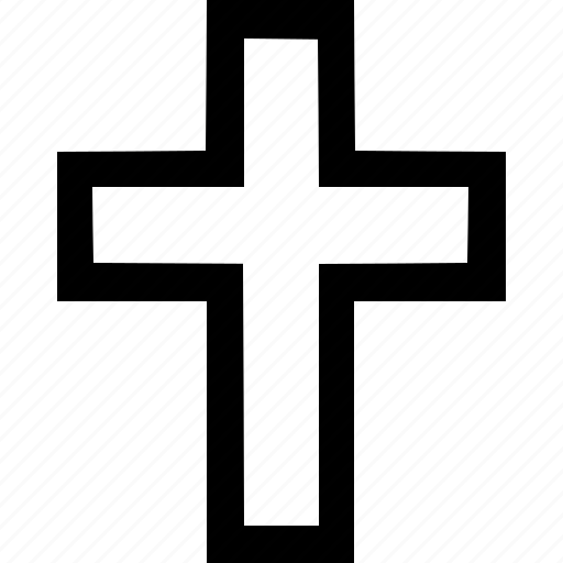 christianity, religions icon