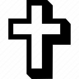 christianity2, religions icon