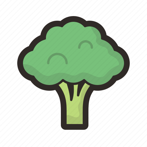 broccoli, diet, health, organic, vegetables, vegetarian icon