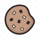 cookie, cake, dessert, cookies, sweet, chocolate