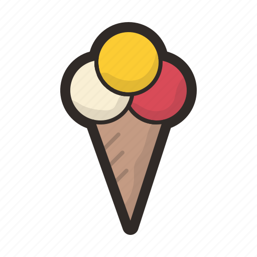 cone, cream, dessert, food, ice, icecream, summer icon
