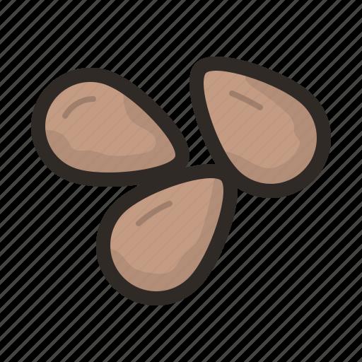food, healthy, nut, nuts, peanuts icon