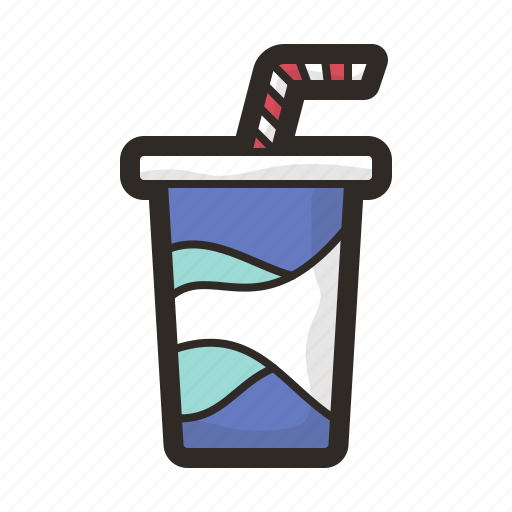 cold, drink, ice, juice, soda icon