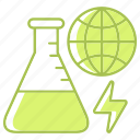 global, green technology, power, renewable energy, science, search icon