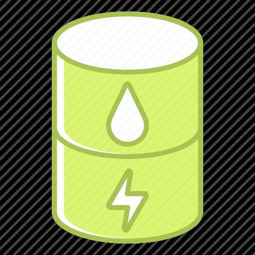 eco, energy, fuel, green technology, oil, power, renewable energy icon