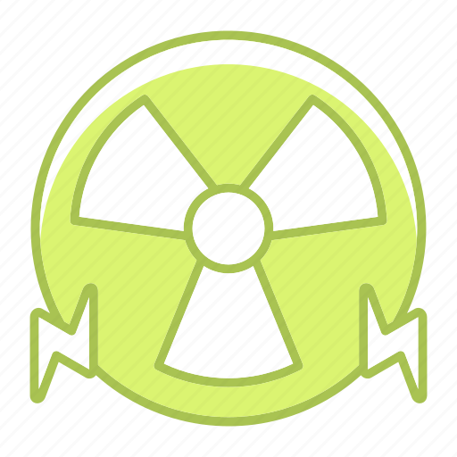 energy, green technology, industry, nuclear, power, renewable energy icon