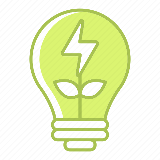 energy, green technology, idea, nature, power, renewable energy icon