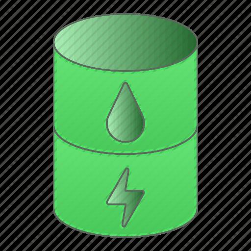 eco, energy, fuel, green technology, oil, power, renewable icon