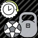 rent, service, sport, football, ball, equipment