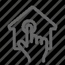 home, house, rental, select