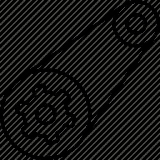Car, garage, parts, repair, service, spare icon - Download on Iconfinder
