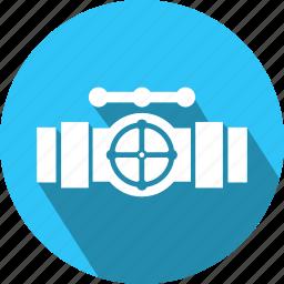 aqueduct, building, flat, icon, pipe, repairs, tube icon