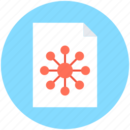 analysis report, business documer, business report, report, text sheet icon