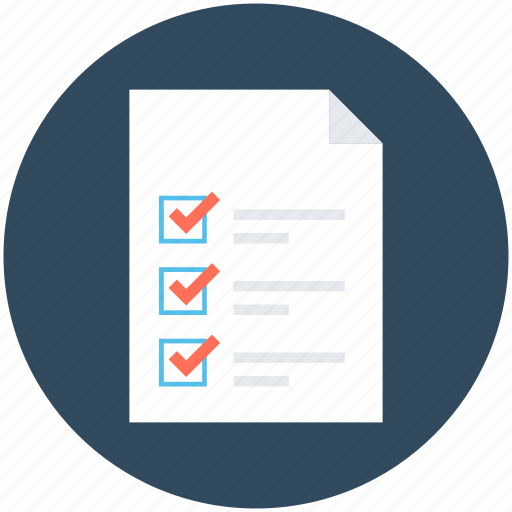 Checklist, list, memo, task, to do icon - Download on Iconfinder