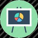 business chart, business presentation, graph board, presentation, statistics