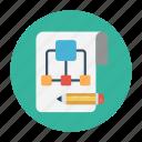 chart, diagram, document, edit, report