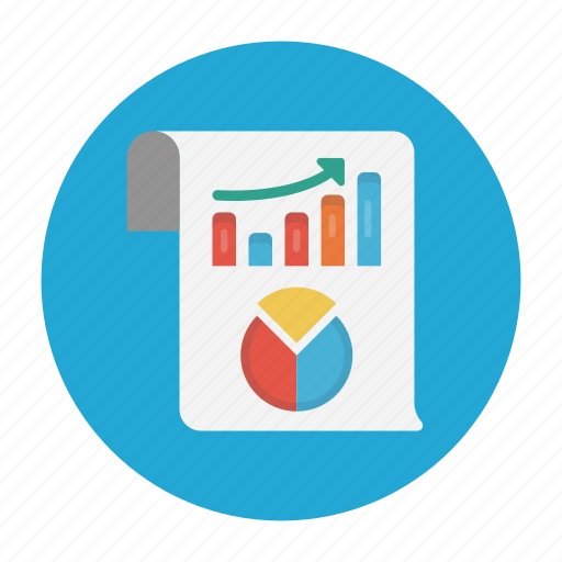 Chart, graph, report, sheet, statistics icon - Download on Iconfinder
